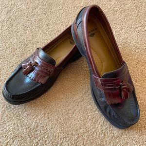 Dockers Loafers 11.5 Men's Leather Tassel Dress